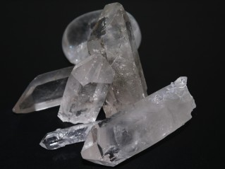 Clear Quartz, Quartz Points, Reiki, Crystal Therapy, Colour Therapy, Quartz