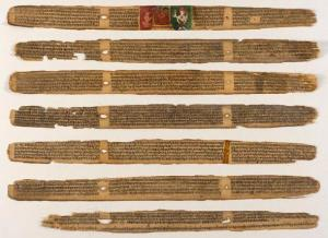 ancient ayurvedic texts